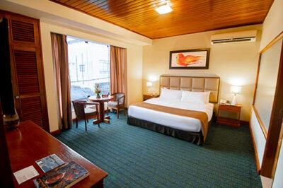Hoteles en Iquitos: El Dorado tu acompañante ideal.