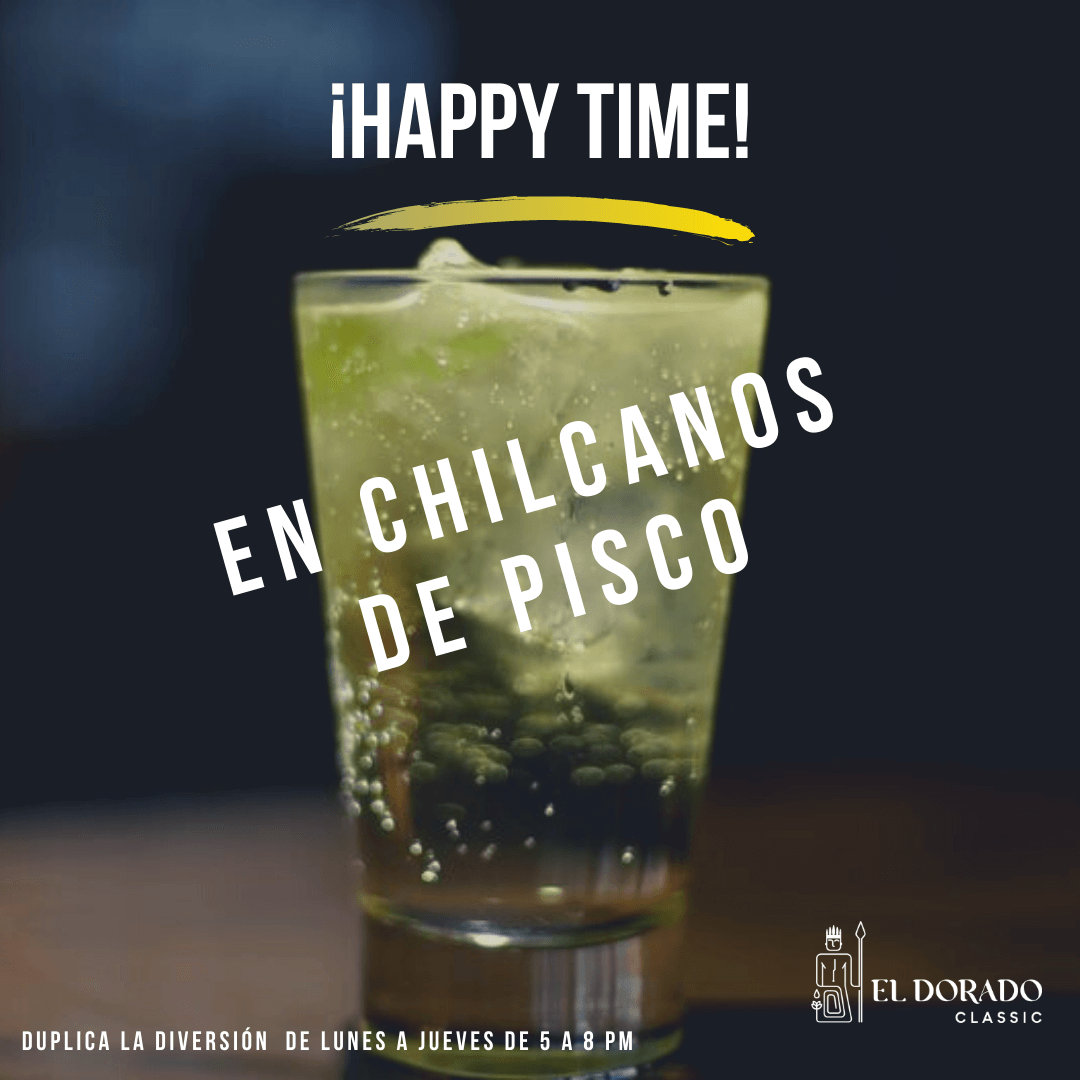 HAPPY TIME – El Dorado Classic