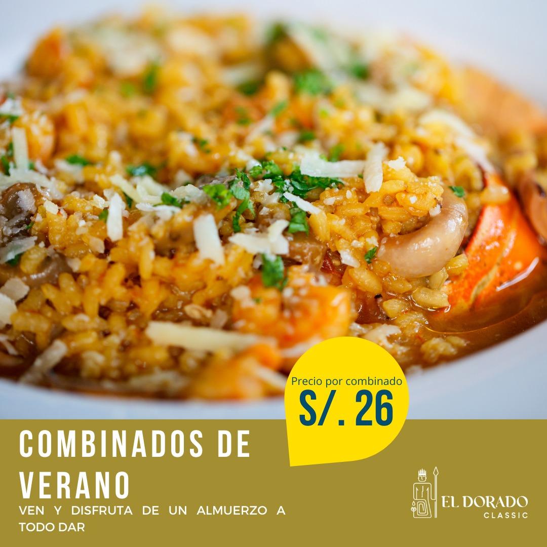 (Español) COMBINADOS – El Dorado Classic