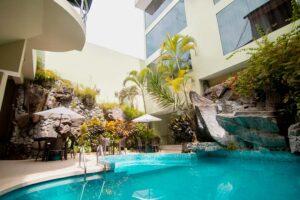 Hotel con piscina en Iquitos